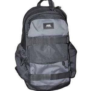 Vans XL Laptop / Skateboard Backpack Black
